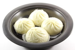 Pork buns. This is the pork buns are often eaten in Japan Stock Images