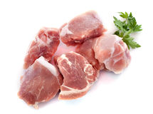 Pork chine Royalty Free Stock Photography