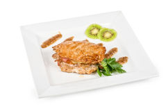Pork chop Royalty Free Stock Photo