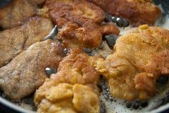 Pork chop Stock Image