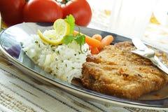 Pork Chop Royalty Free Stock Images