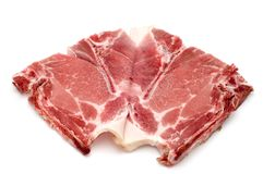 Pork chop Stock Photos