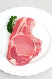Pork chop Royalty Free Stock Images