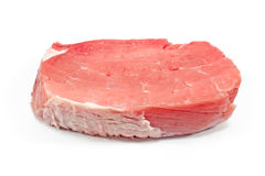 Pork chop meat Royalty Free Stock Image