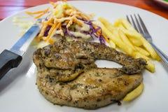 Pork chop Royalty Free Stock Image
