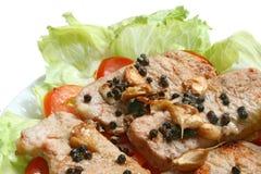 Pork Chop Steak Royalty Free Stock Image