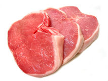 Pork Chops Royalty Free Stock Image