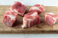 Pork chops Royalty Free Stock Images