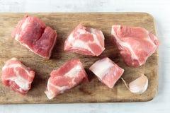 Pork chops Stock Images