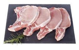 Pork chops Royalty Free Stock Photography