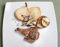Pork Chops stock photography