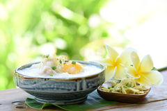 Pork Congee. Stock Photography
