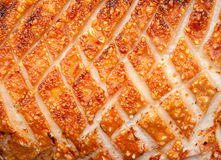 Pork Crackling Royalty Free Stock Photo