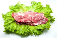 Pork filets Royalty Free Stock Images