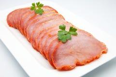 Pork filets Stock Image