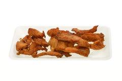 Pork fried Stock Image