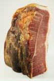 Pork ham. A piece of pork ham Royalty Free Stock Photos