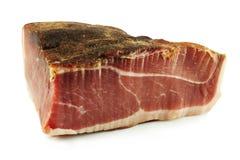 Pork ham. A piece of pork ham Stock Images