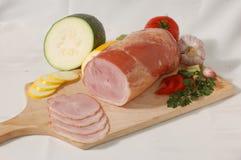 Pork ham Royalty Free Stock Photos