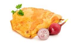 Pork jowl Stock Image
