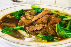 Pork knuckle stew Stock Photo