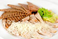 Pork loaf Stock Photo