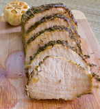 Pork loin Stock Photos