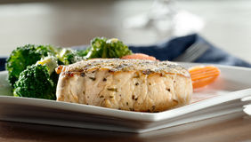 Pork loin filet Stock Photography