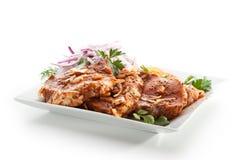 Pork Loin Steak Royalty Free Stock Photo