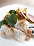 Pork meal Stock Photos
