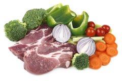 Pork meat Stock Photo