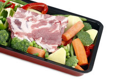 Pork meat. Royalty Free Stock Images