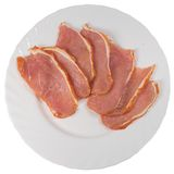 Pork meat. Pickled Pork meat. Very typical in Spain royalty free stock photos