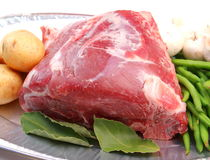 Pork meat Royalty Free Stock Photo