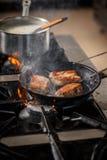 Pork meat steak Stock Images