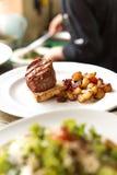 Pork meatball Stock Photo