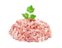 Pork mince Royalty Free Stock Photo