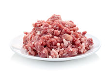 Pork mince Royalty Free Stock Photography