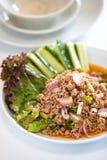 pork minced salad Stock Images