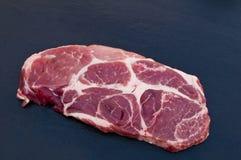 Pork neck Stock Photo