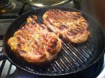 Pork neck Royalty Free Stock Images