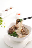 Pork noodle 2 Stock Images