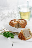 Pork Pie II Royalty Free Stock Images