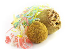 Pork Pie and Scotch Egg Royalty Free Stock Image