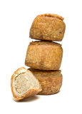 Pork Pie Stack Stock Photography