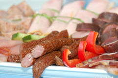 Pork Products Stock Images