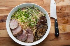 Pork Ramen Stock Images