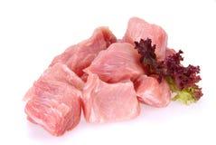 Pork raw Royalty Free Stock Photo