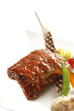 Pork rib Royalty Free Stock Image