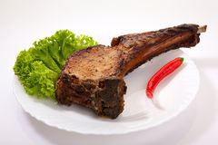 Pork rib Stock Images
